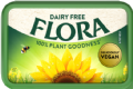 Flora Dairy Free 10g single portions